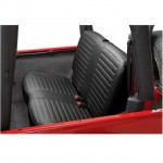 TJ rear seat cover