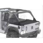 JK Duster - 4 door - see catalogue fitting details