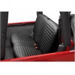 TJ rear seat cover