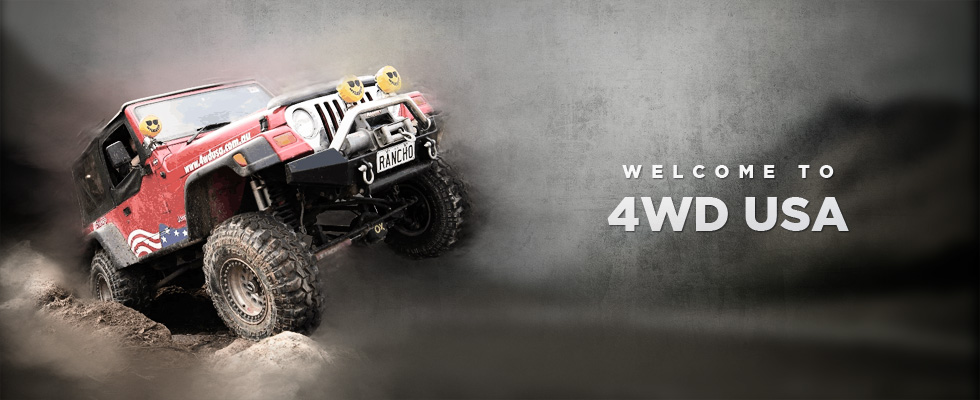 Welcome to 4WD USA
